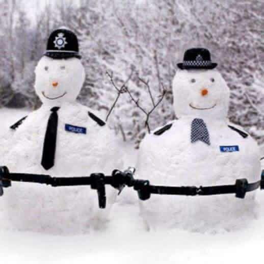 Police clipart snowman Images about Pinterest best Snow