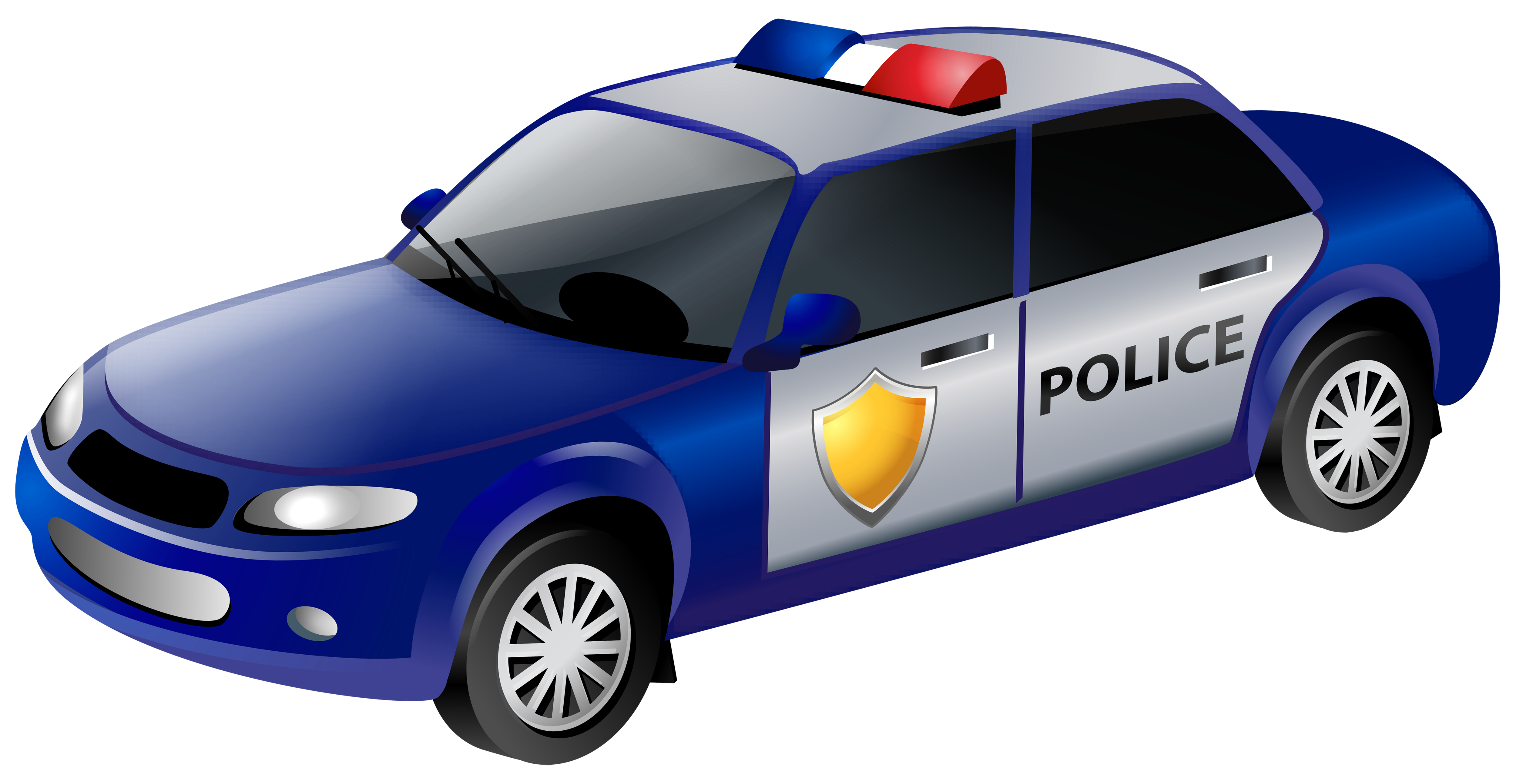 Vehicle clipart cop car Background clipart police car Clipart