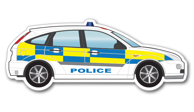 Emergency clipart police car Clipartix clip 2 clipart Police