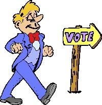 Political clipart campaign #P37 4 Political Clip Art