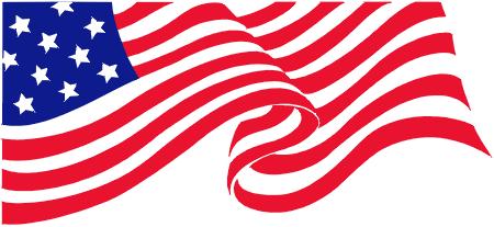 Political clipart campaign Election art flag free clip