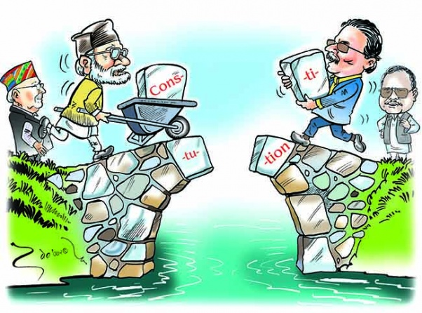 Political clipart congress UML occupying Congress right major