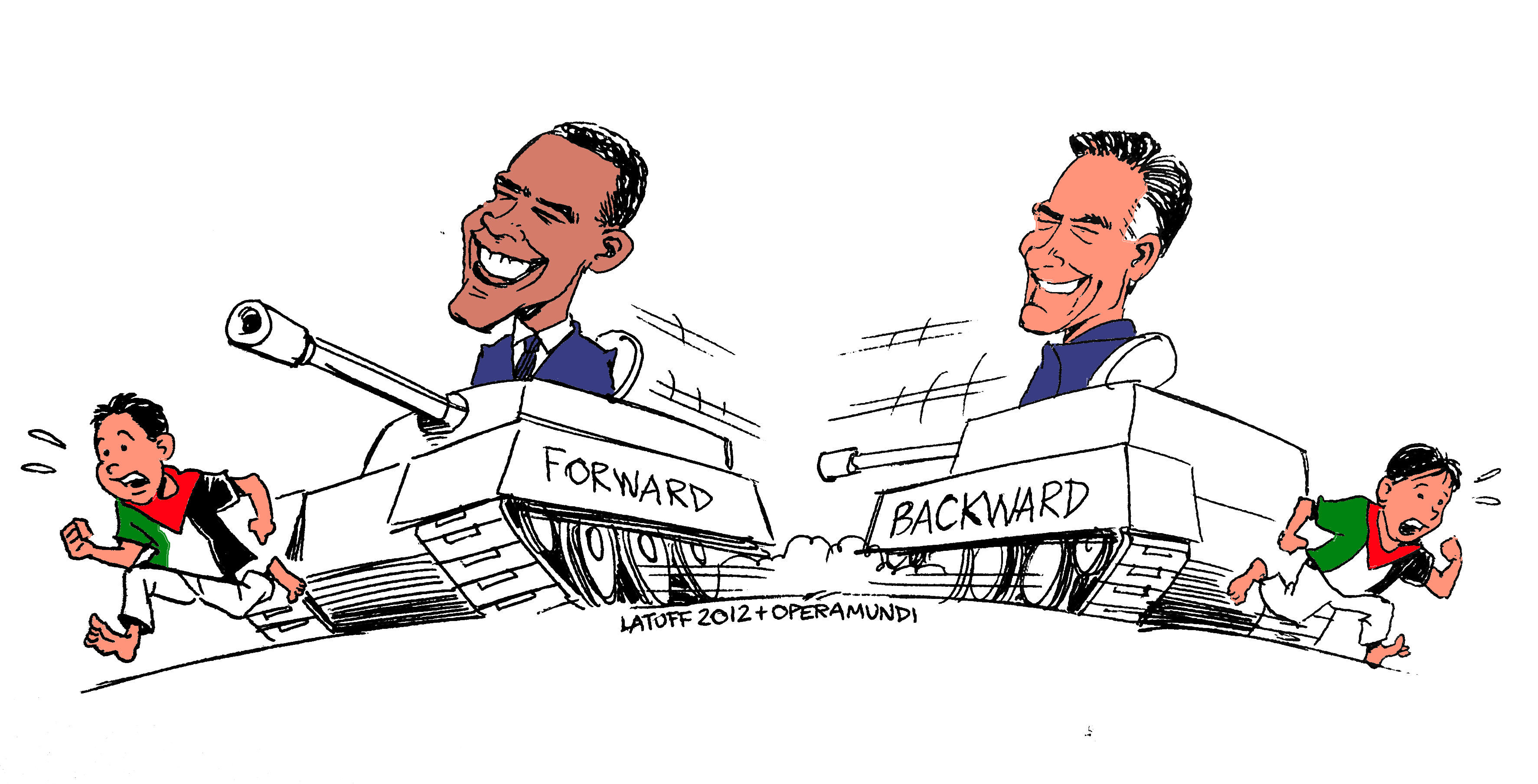Political clipart obama Download of Cartoons of Political