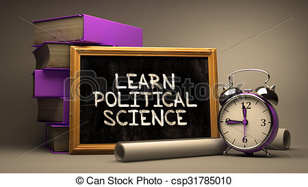 Political clipart political science Political Political of Inspirational Chalkboard