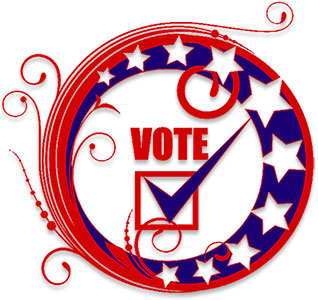 Political clipart president Clipart Political Free check vote