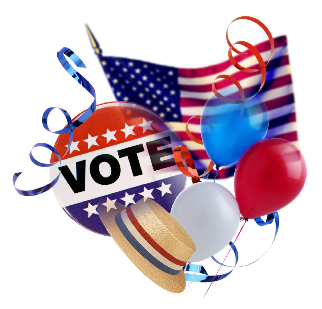 Political clipart voting Collection School old year voting