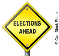 Political clipart voting  Political 011 61 Voting