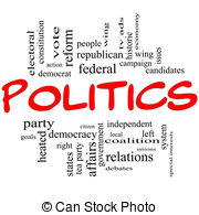 Politics clipart Concept  Cloud 144 Politics