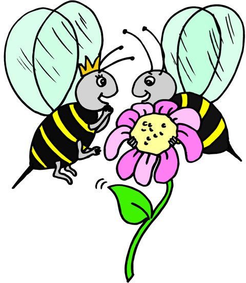 Pollination clipart Clipart Naturalist Panda Clipart Free