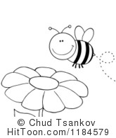 Pollination clipart Illustrations White #1184579 Clipart Black