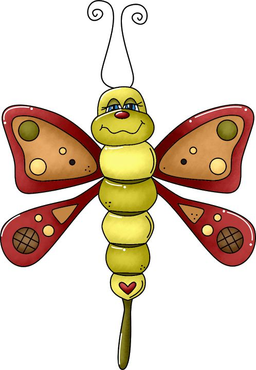 Bugs clipart butterfly Images Clipart 220 country Bees