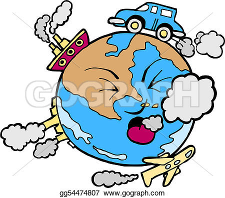 Pollution clipart Shore · Polluted Clip Art