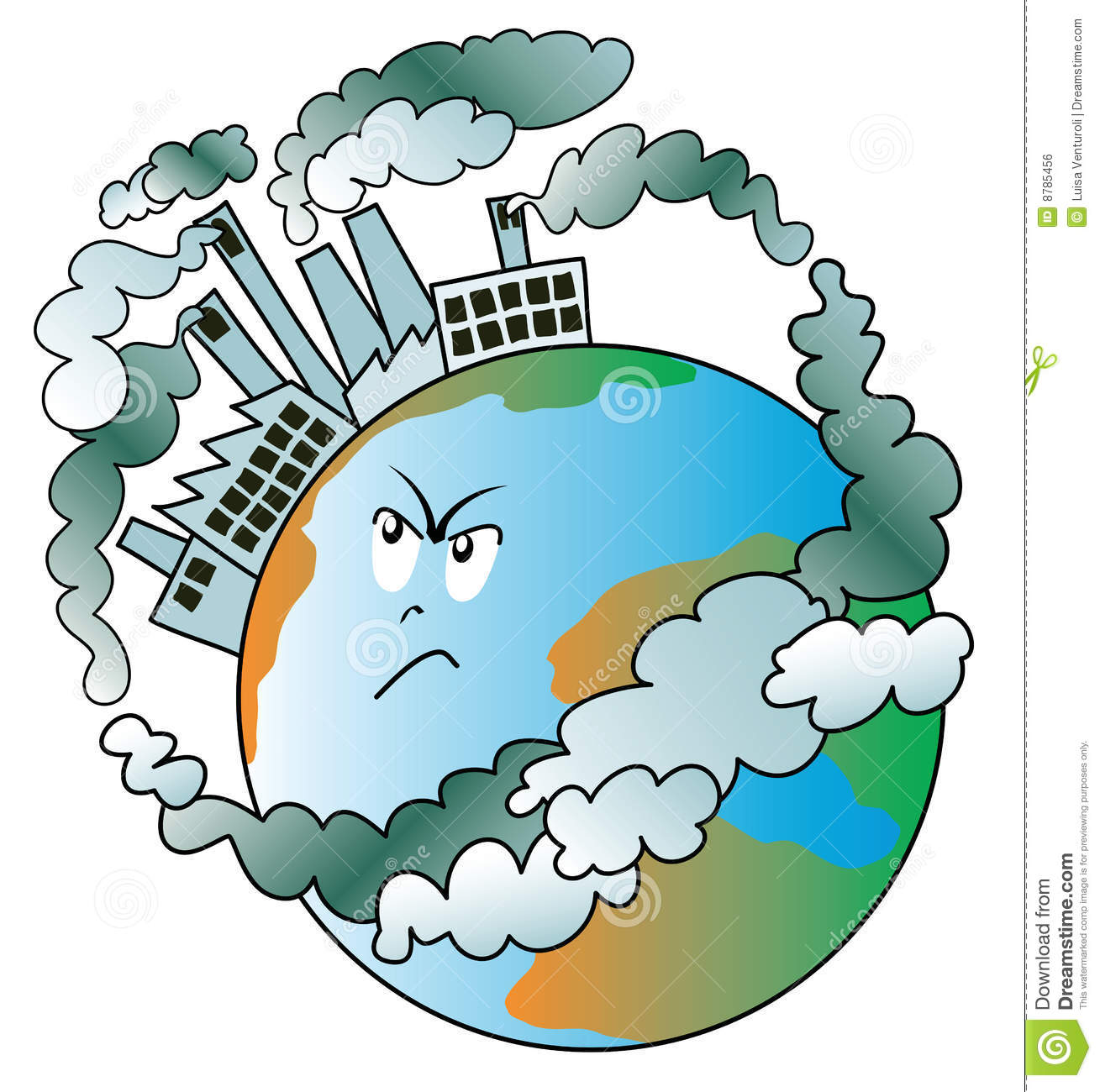 Pollution clipart city pollution Air Pollution Clipart Savoronmorehead Pollution