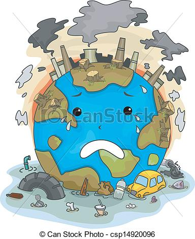 Pollution clipart city pollution  Earth to Pollution Pollution