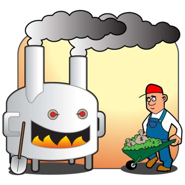 Pollution clipart agricultural waste #8