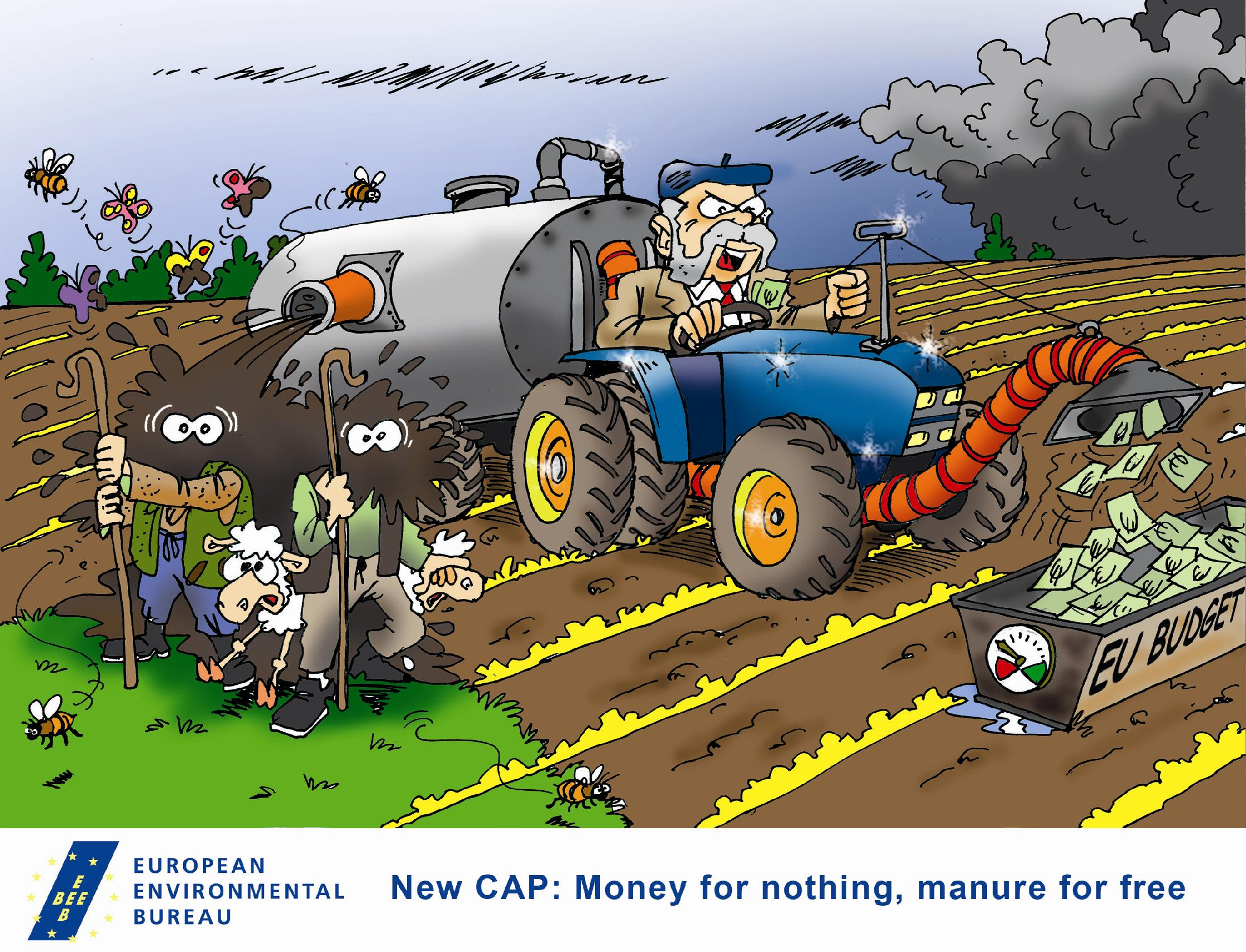 Pollution clipart agricultural waste #3