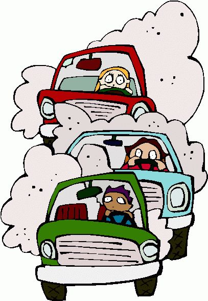 Pollution clipart auto Clipart medio 61 Google images