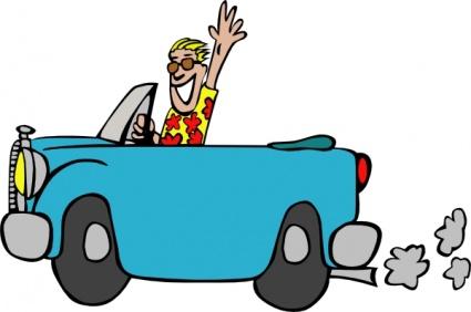Pollution clipart auto #1