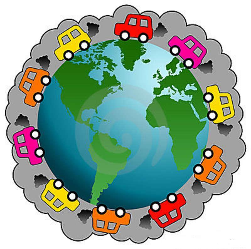 Pollution clipart automobile Car Permit Pictures Car Por