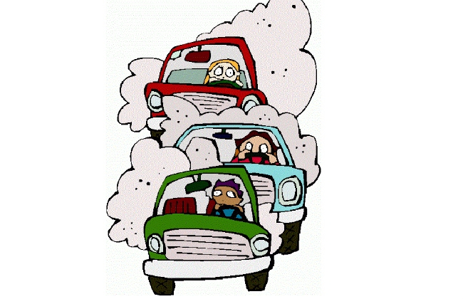 Pollution clipart automobile Automotive Investment the a words