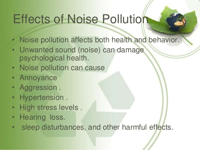 Pollution clipart behavior Effects its and naveed causes