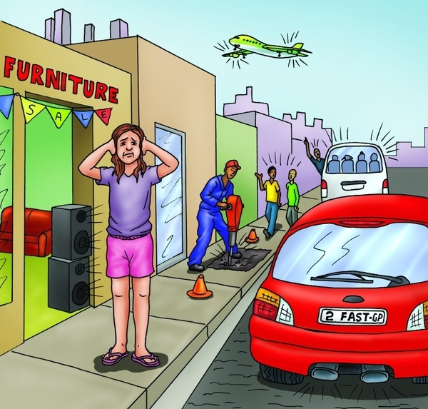 Pollution clipart car noise Kids is This environment! very