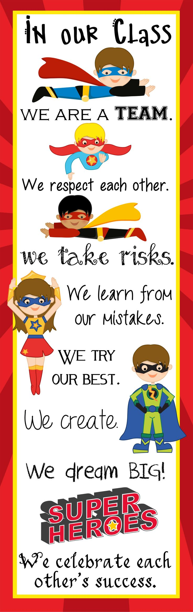 Comfort clipart ground rules Best 59 superhero Pinterest images