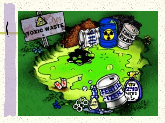 Toxic clipart proper waste management Module Zero SOLID by Liwaywa…