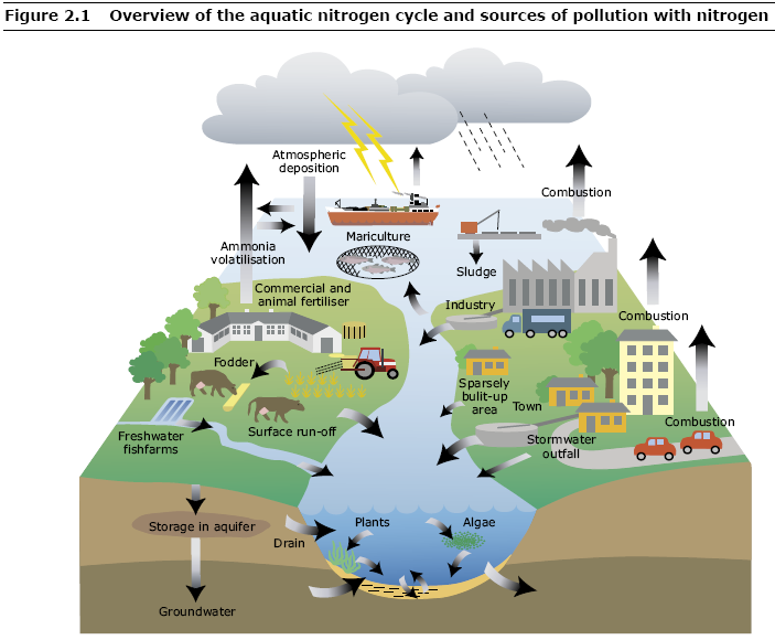 Pollution clipart environmental water #5