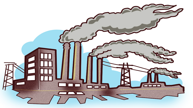 Pollution clipart for kid 3e1e75f4a262505c7f01149faf4d7a4f_pollution India Million In Caused