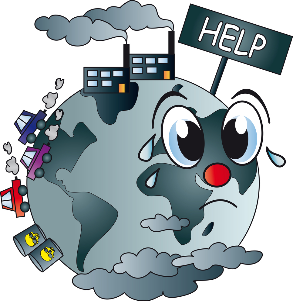 Pollution clipart for kid Ecosystem  FlipQuiz