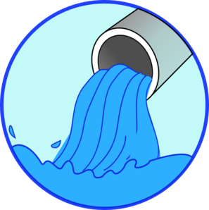 Pollution clipart free water #2