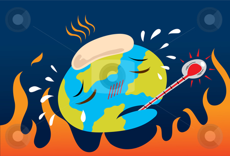 Problem clipart earth pollution Pollution vector Warming Global Global