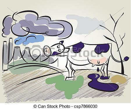 Nature clipart pollution #3