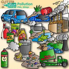 Pollution clipart polution #11