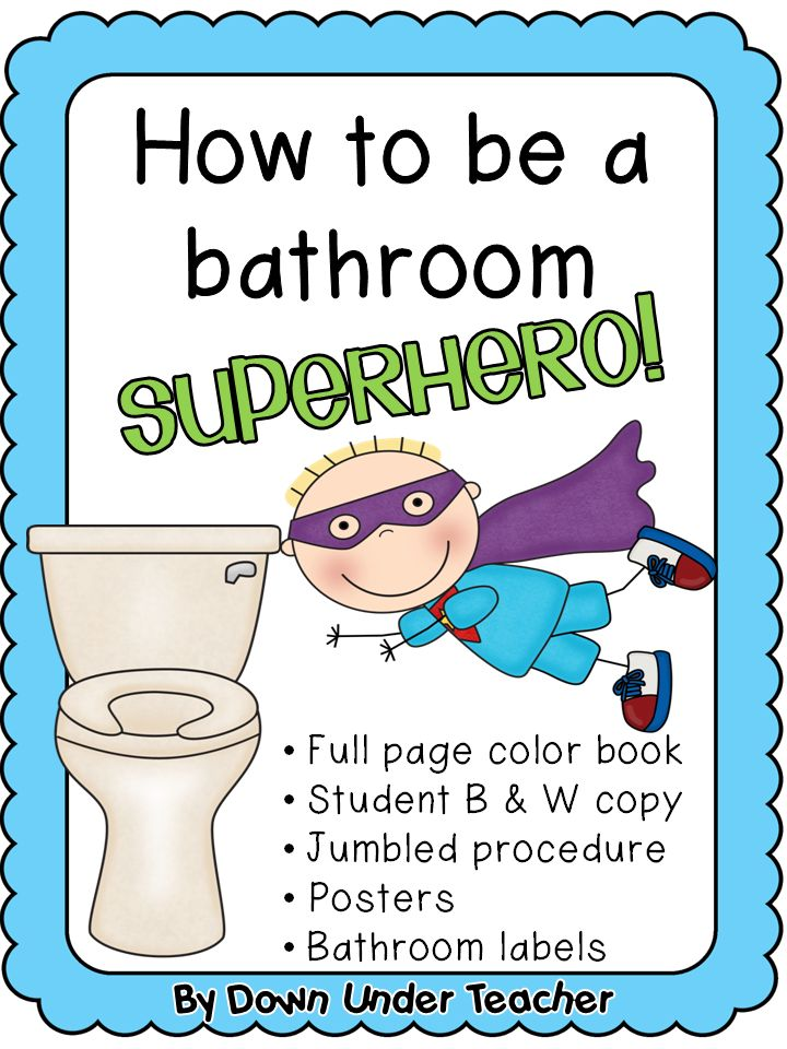 Comfort clipart ground rules Rules bathroom Be best procedures