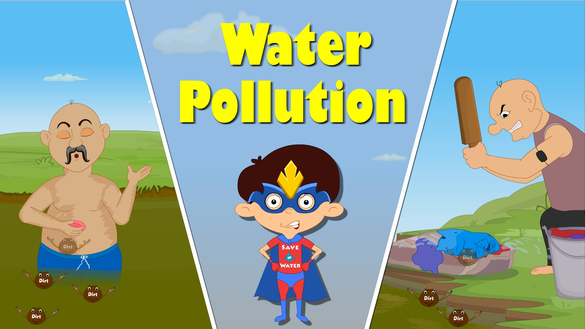 Pollution clipart sea pollution Pollution for Water Water Kids