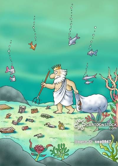 Pollution clipart sea pollution Water cartoon funny Pinterest Pollution