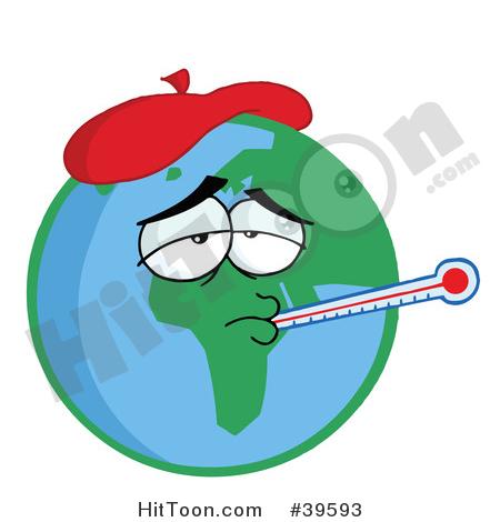 Pollution clipart sick #1