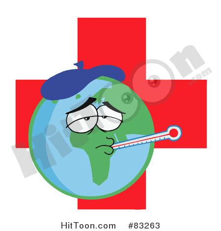 Pollution clipart sick #3