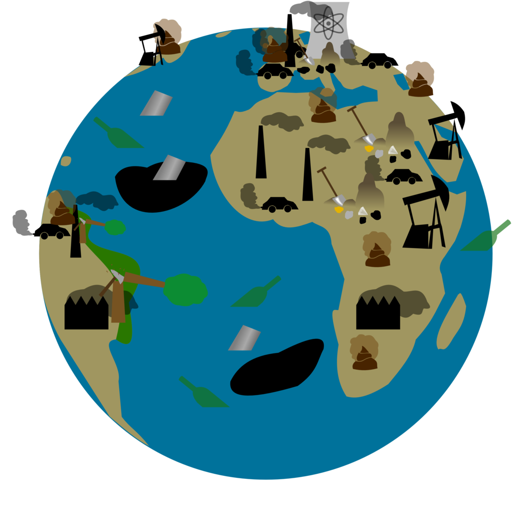 Pollution clipart transparent World Clip Clip – Art