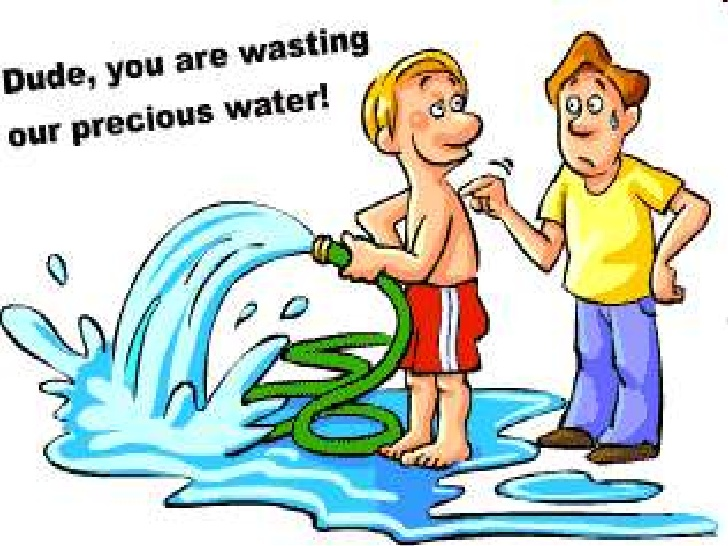 Pollution clipart wastage water #13