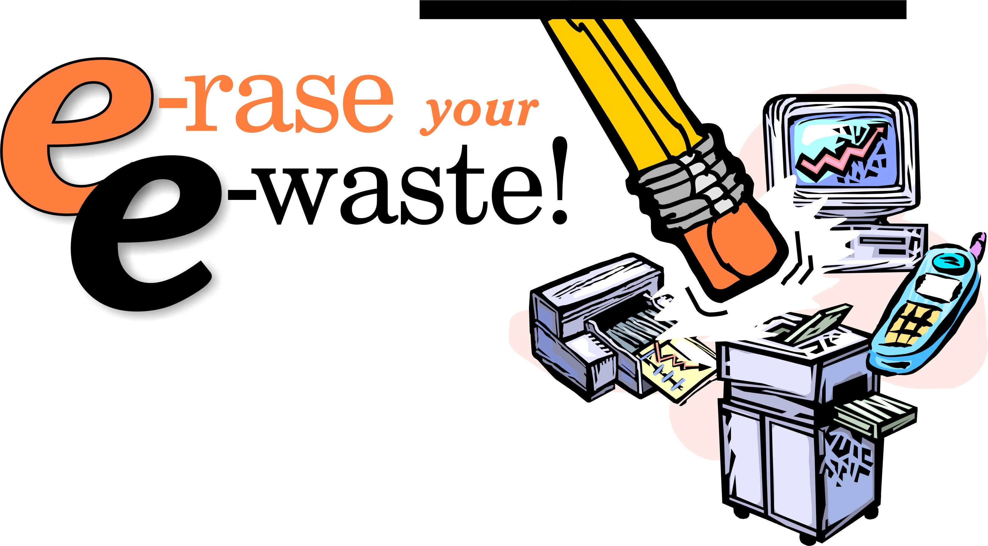 Pollution clipart waste management #15