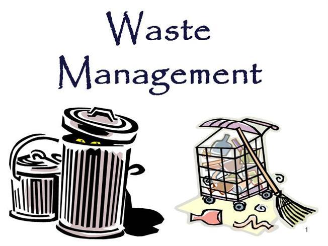 Toxic clipart proper waste management AuthorSTREAM  Management Waste