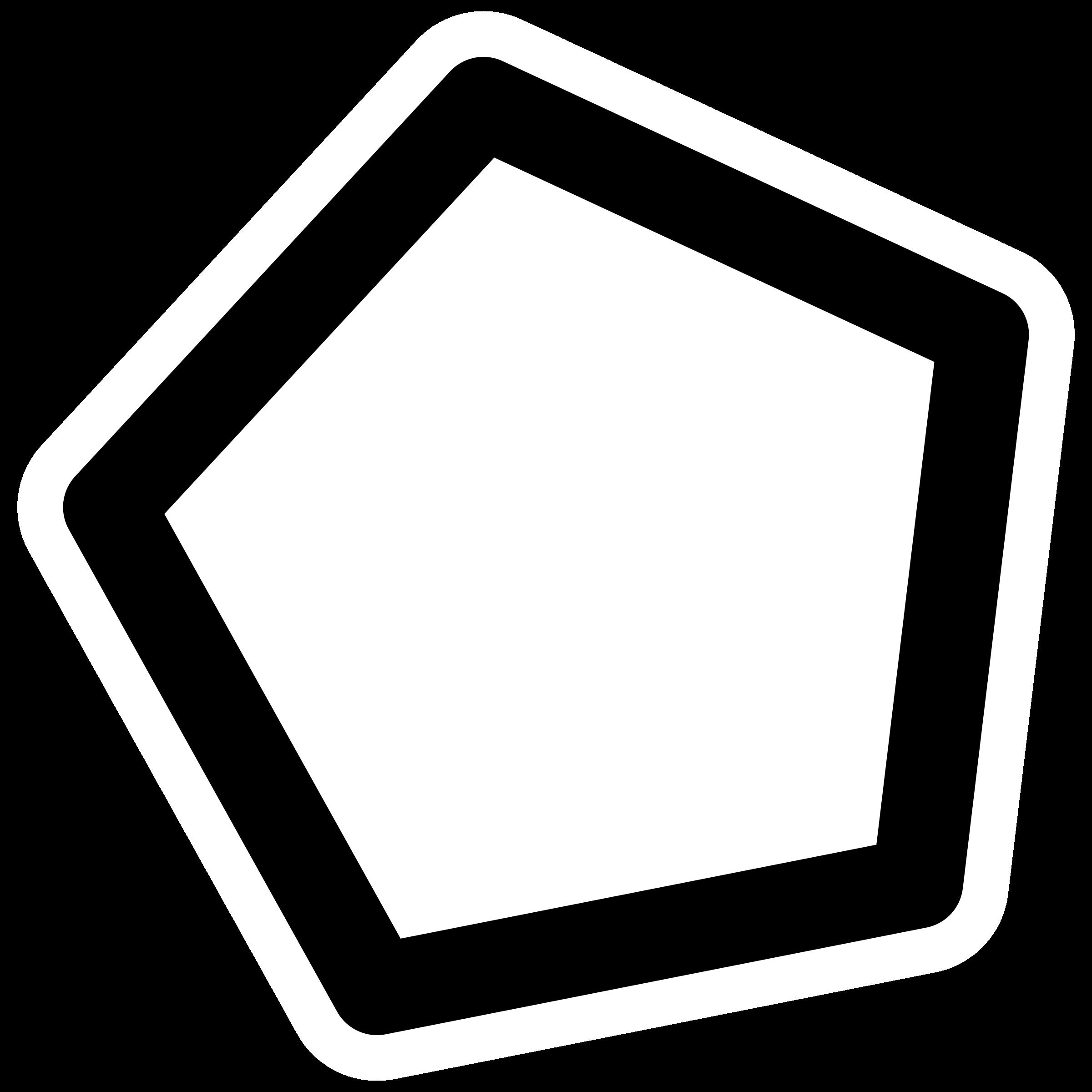 Polygon clipart #13