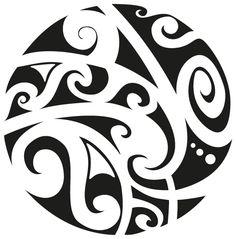 Polynesia clipart circle Some design circle Pinterest #Polynesian
