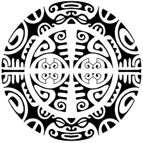 Polynesia clipart circle Pinterest Best ideas ideas designs