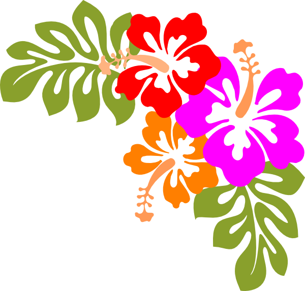 Tropical clipart hawaiian person #10