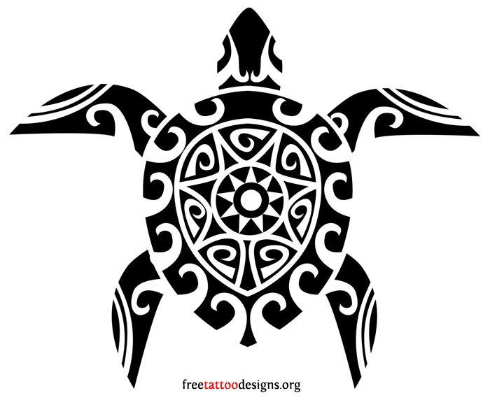 Drawn sea turtle tiki Designs Polynesian 89 Turtle images