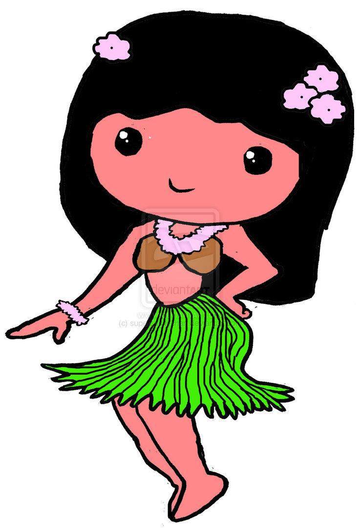 Hawaii clipart hula dancer Download Clip Art hula Clipart